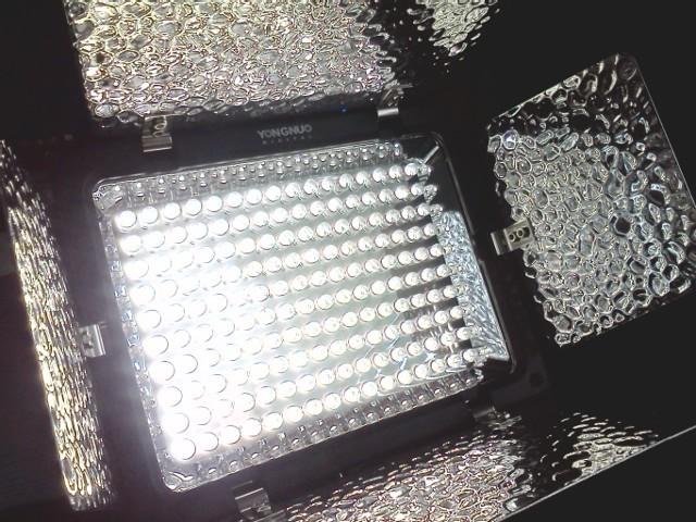 結婚式 カメラマン ライト LED