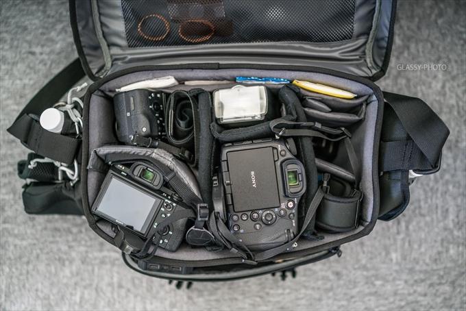 結婚式 カメラマン ショルダーバッグ インナーソフトボックス