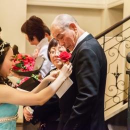 アールベルアンジェ名古屋 愛知県 名古屋市 結婚式 写真 カメラマン