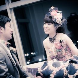 ホテルセンチュリー静岡 静岡県 静岡市 結婚式 写真 カメラマン