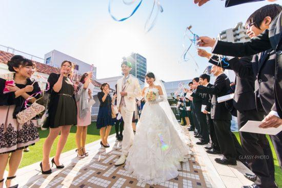 愛知県名古屋市の結婚式場「アールベルアンジェ名古屋」で持ち込みカメラマンとして結婚式の写真撮影