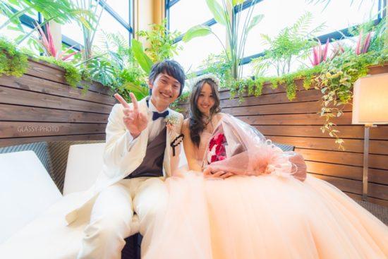 愛知県名古屋市の結婚式場「アルカンシエル luxe mariage」で持ち込みカメラマンとして結婚式の写真撮影
