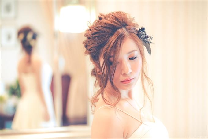 岐阜県岐阜市の結婚式場「アーフェリーク迎賓館」で持ち込みカメラマンとして結婚式の写真撮影