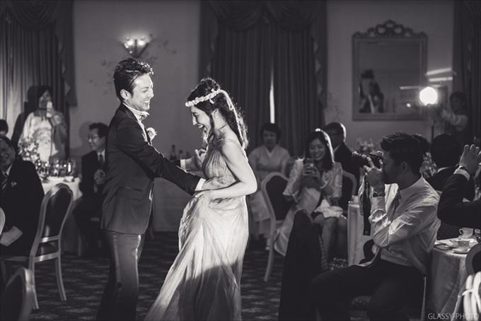 福井県福井市の「聖三一教会」と「レストランジャルダン」で持ち込みカメラマンとして結婚式の写真撮影
