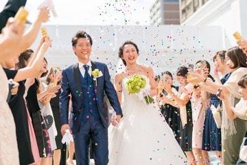 「アールベルアンジェ名古屋」さんでの結婚式写真撮影は比較的多くご依頼を頂いてます