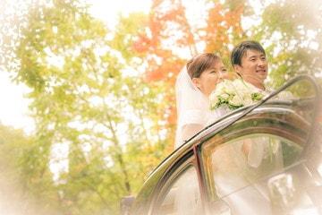 長野県白馬村の「ホテルシェラリゾート白馬」にて結婚式の写真撮影(挙式編)