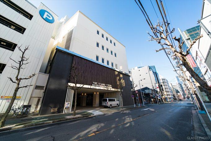 名古屋駅近くの結婚式場「ザ・グランクレール」さんの外観