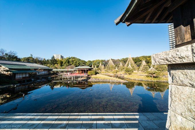 「白鳥庭園」さんは中部地方最大級というだけあってすごーく広い敷地の日本庭園なのです
