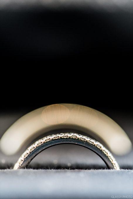 結婚指輪はシンプルにリングケースでも十分良いと思います
