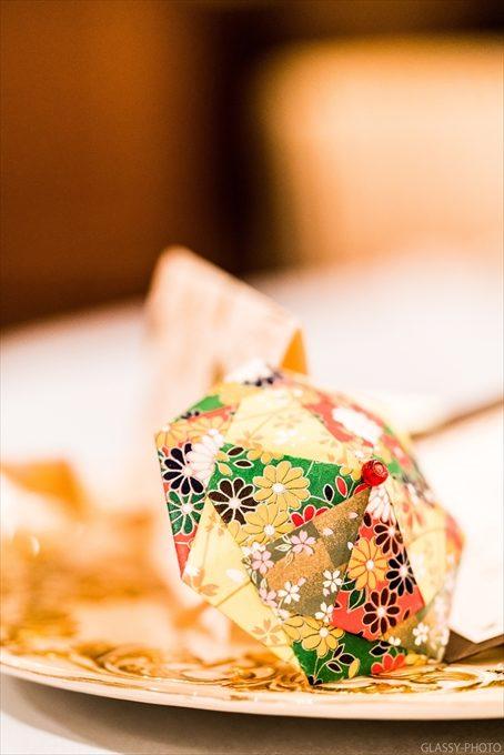 新婦さんの手作り和傘