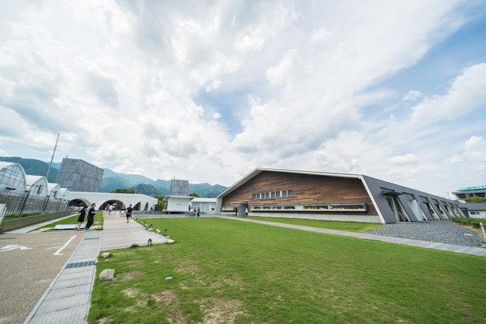 三重県菰野町のアクアイグニスさん 敷地はかなり広くてレストランやお土産屋さん、温泉施設もあります