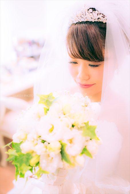 花嫁さんを美しく可愛く撮るのが結婚式カメラマンのお仕事