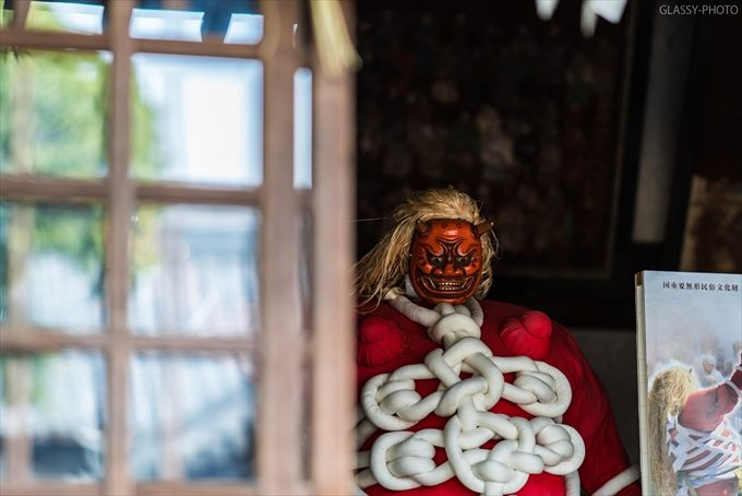 豊橋が一体となって執り行われる神事、「鬼祭」があるんです