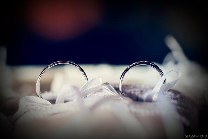 挙式前に指輪写真も撮りましょう