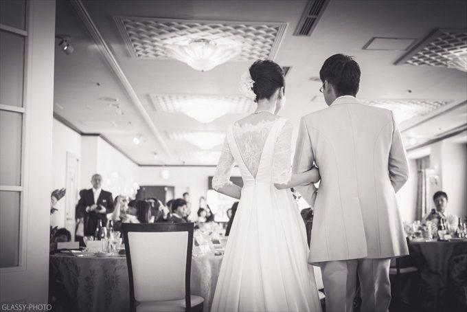 花嫁さんって後ろ姿も大事なんです