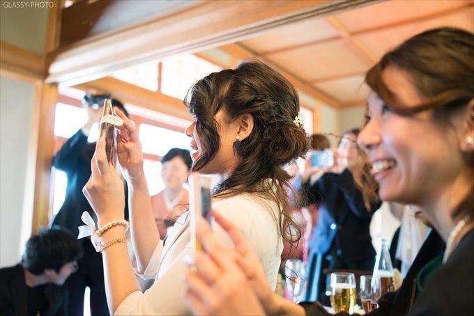 バシバシ写真を撮るゲストカメラマン