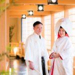 岐阜県羽島市の結婚式場「アンディアーモパルテンツァホテル」さんで結婚式の写真撮影