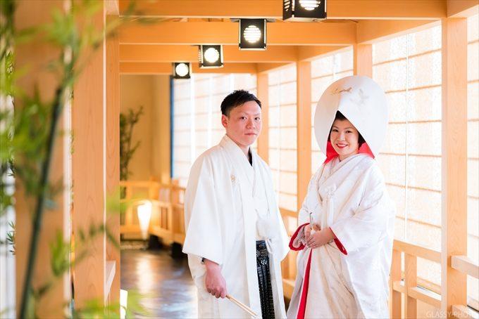 「アンディアーモパルテンツァホテル」さんで結婚式の写真撮影