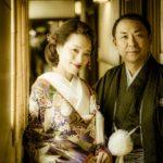名古屋市熱田区の和の魅力たっぷりな料亭結婚式場「賀城園」さんにて結婚式の写真撮影