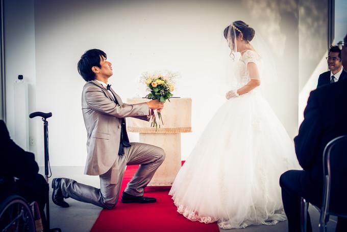 「あなたを幸せにします!」「結婚してください!」