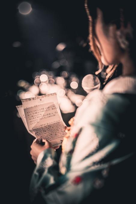 花嫁が読む両親への感謝の手紙