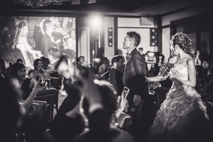 沼津リバーサイドホテルさんで持ち込みカメラマンとして結婚式の写真撮影